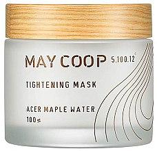 Парфюми, Парфюмерия, козметика Нощна маска за лице с кленова вода - May Coop May Coop Tightening Mask