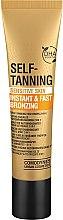 Парфюми, Парфюмерия, козметика Бронзиращ флуид за лице 2в1 - Comodynes Self-Tanning Sensitive Skin Instant & Fast Bronzing