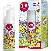 Парфюми, Парфюмерия, козметика Почистваща пяна за уста - SPLAT Juicy Junior Magic Foam