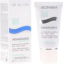 Парфюми, Парфюмерия, козметика Лосион за нормална и суха кожа - Biotherm Aquasource Biosensitive 50ml