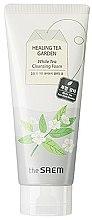 Парфюми, Парфюмерия, козметика Почистваща пяна за лице - The Saem Healing Tea Garden White Tea Cleansing Foam