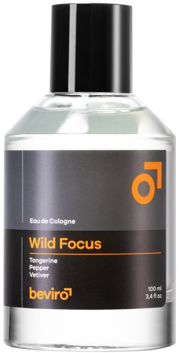 Be-Viro Wild Focus - Одеколон — снимка N2