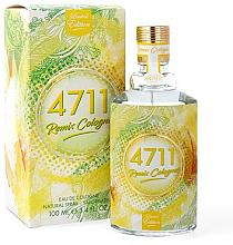 Парфюмерия и Козметика Maurer & Wirtz 4711 Remix Cologne Lemon - Одеколон