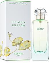 Hermes Un Jardin sur le Nil - Тоалетна вода — снимка N2