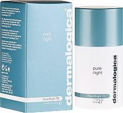 Парфюмерия и Козметика Богат нощен озаряващ крем за лице - Dermalogica PowerBright TRx Pure Night