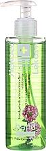 Парфюмерия и Козметика Антибактериален гел за ръце с върбинка - Markell Cosmetics Lekos+