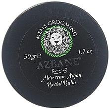 Парфюмерия и Козметика Балсам за брада - Azbane Men's Grooming Moroccan Argan Beard Balm