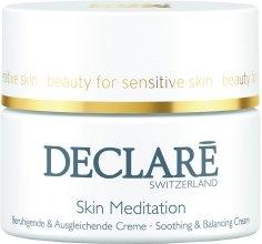 Парфюмерия и Козметика Успокояващо възстановяващо средство - Declare Skin Meditation Soothing & Balancing Cream