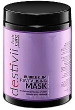 Парфюмерия и Козметика Възстановяваща маска за коса с аромат на дъвка - .Laboratories Destivii Bubble Gum Revitalising Mask