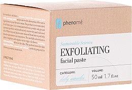 Парфюми, Парфюмерия, козметика Пилинг-паста за лице - Phenome Exfoliating Facial Pasta