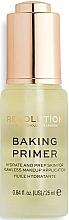 Парфюмерия и Козметика Праймер за лице - Makeup Revolution Baking Primer