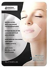 Парфюми, Парфюмерия, козметика Маска за устни - Timeless Truth Mask Anti-Aging Bio-Cellulose Mouth Mask