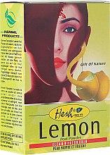 Парфюми, Парфюмерия, козметика Тонизираща маска за лице - Hesh Lemon Peel Powder