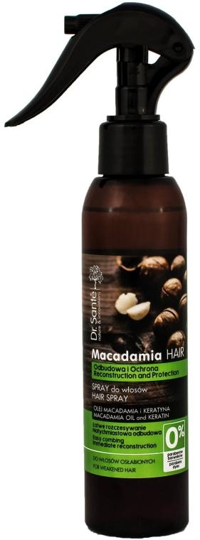 Спрей за коса - Dr. Sante Macadamia Hair