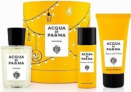 Парфюмерия и Козметика Acqua Di Parma Colonia - Комплект (одекол./100ml + душ гел/75ml + дезод./50ml)