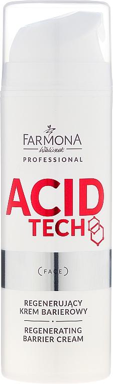 Възстановяващ защитен крем за лице SPF50 - Farmona Professional Acid Tech Barrier Cream SPF50