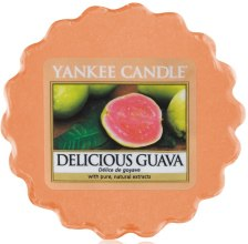 Парфюмерия и Козметика Ароматен восък - Yankee Candle Delicious Guava Tarts Wax Melts