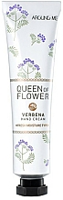 Парфюмерия и Козметика Крем за ръце с върбинка - Welcos Around Me Queen of Flower Verbena Hand Cream