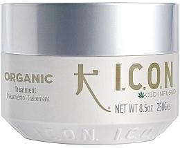 Парфюмерия и Козметика Органична маска за коса - I.C.O.N. Organic Treatment