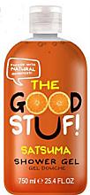 Парфюми, Парфюмерия, козметика Хидратиращ душ гел с аромат на мандарина - The Good Stuff Satsuma Shower Gel