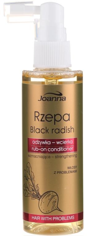 Спрей балсам за коса с черна ряпа - Joanna Turnip — снимка N1