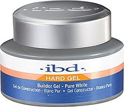 Парфюмерия и Козметика Гел за изграждане, чисто бял - IBD Builder Gel Pure White