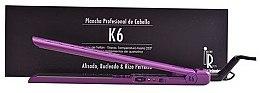 Парфюмерия и Козметика Професионална преса за коса, лилава - Irene Rios K6 Lila