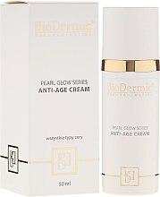 Парфюмерия и Козметика Антистареещ крем за лице - BioDermic Pearl Glow Anti-Age Cream