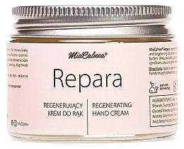 Парфюмерия и Козметика Възстановяващ крем за ръце - MiaCalnea Regenerating Hand Cream