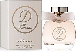 Парфюмерия и Козметика S.T. Dupont So Dupont Pour Femme - Тоалетна вода