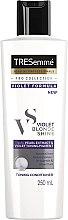 Парфюмерия и Козметика Тониращ балсам за светла коса - Tresemme Violet Formula Blonde Shine Toning Conditioner
