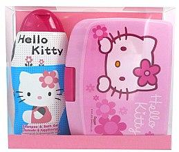Парфюмерия и Козметика Комплект - Disney Hello Kitty (shm/bath/gel 300ml + lunch box)