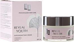 Парфюмерия и Козметика Антиоксидантен крем за лице - AA Reveal Youth Antioxidant Face Cream SPF20