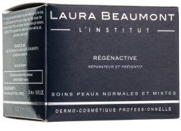 Парфюмерия и Козметика Регенериращ нощен крем - Laura Beaumont Regenactive Night Care