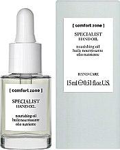 Парфюми, Парфюмерия, козметика Масло за ръце и нокти - Comfort Zone Specialist Hand Oil