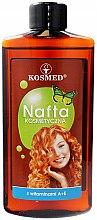 Парфюмерия и Козметика Козметичен керосин за коса с витамин А + Е - Kosmed