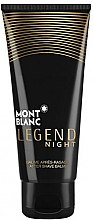 Парфюми, Парфюмерия, козметика Montblanc Legend Night - Балсам за след бръснене