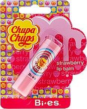 Парфюми, Парфюмерия, козметика Балсам за устни - Bi-es Chupa Chups Strawberry