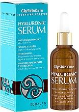 Парфюмерия и Козметика Серум за лице с хиалуронова киселина - GlySkinCare Hyaluronic Serum