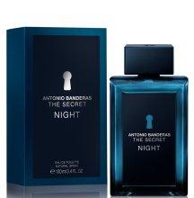 Парфюми, Парфюмерия, козметика Antonio Banderas The Secret Night - Тоалетна вода