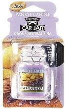 "Парфюми, Парфюмерия, козметика Ароматизатор ""Лимон с лавандула"" - Yankee Candle Lemon Lavender Jar Ultimate"