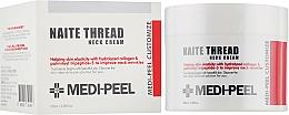 Парфюмерия и Козметика Пептиден крем за шия и деколте - Medi Peel Naite Thread Neck Cream