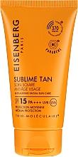 Слънцезащитен антистареещ крем за лице SPF 15 - Jose Eisenberg Anti-Ageing Facial Sun Care SPF 15 — снимка N1