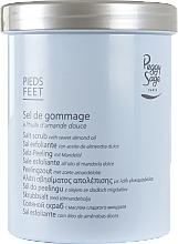 Парфюмерия и Козметика Солен скраб за крака с масло от сладък бадем - Peggy Sage Salt Scrub