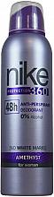 Парфюмерия и Козметика Спрей дезодорант - Nike Woman Amethyst Deodorant Spray