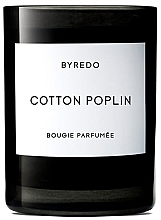 Парфюмерия и Козметика Ароматна свещ - Byredo Fragranced Candle Cotton Poplin