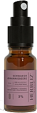 Парфюмерия и Козметика Спрей за уста с масло от касис и канабидиол 5% - Herbliz CBD Oil Mouth Spray 5%