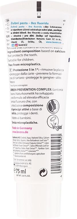 Паста за зъби - Lavera Complete Care Toothpaste — снимка N2