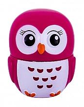 Парфюмерия и Козметика Балсам за устни с аромат на ягода - Cosmetic 2K Lovely Owl Balm Strawberry