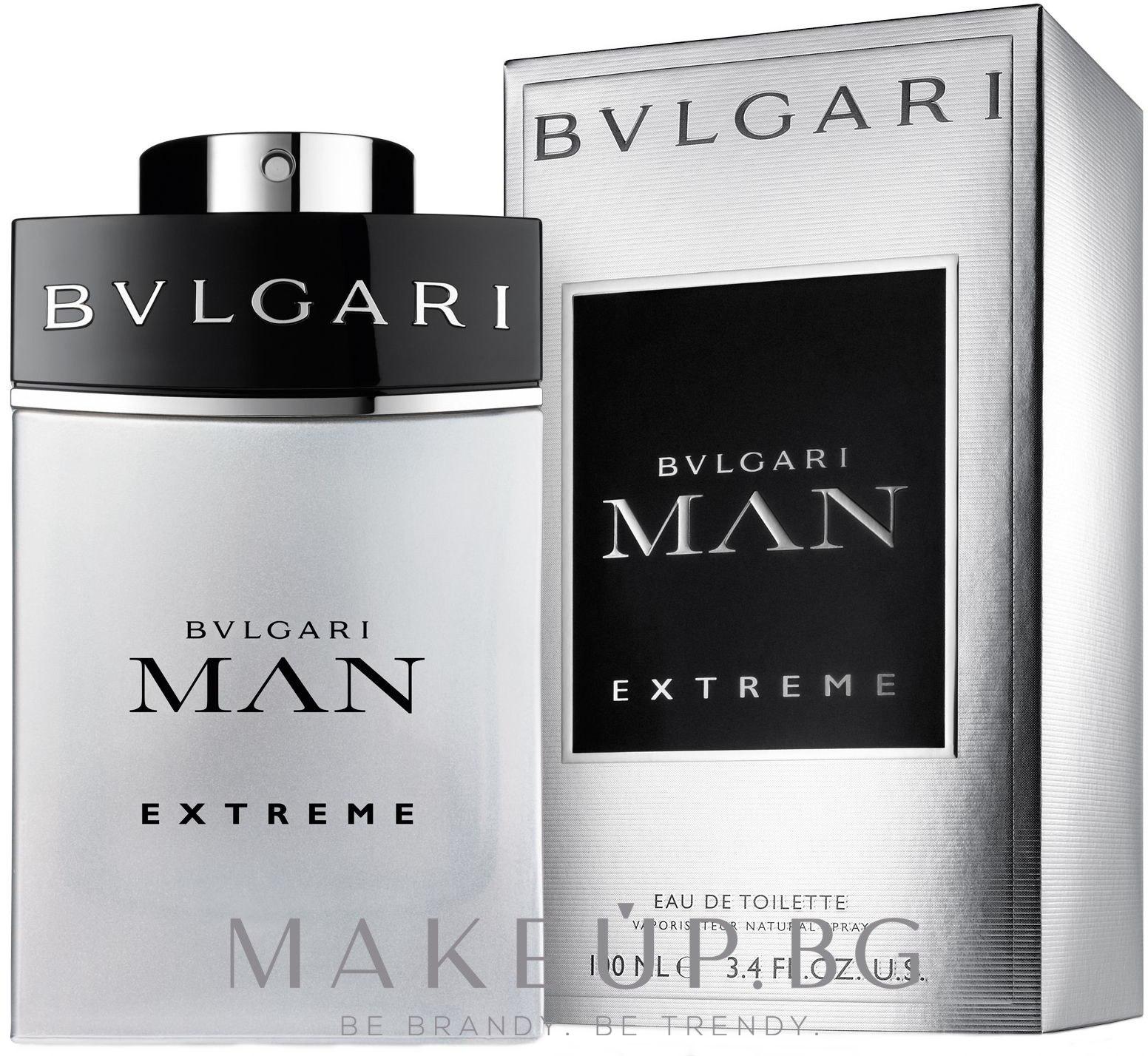 Bvlgari Man Extreme - Тоалетна вода — снимка 100 ml